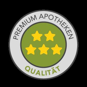 5 Sterne Premium Apotheken Qualität